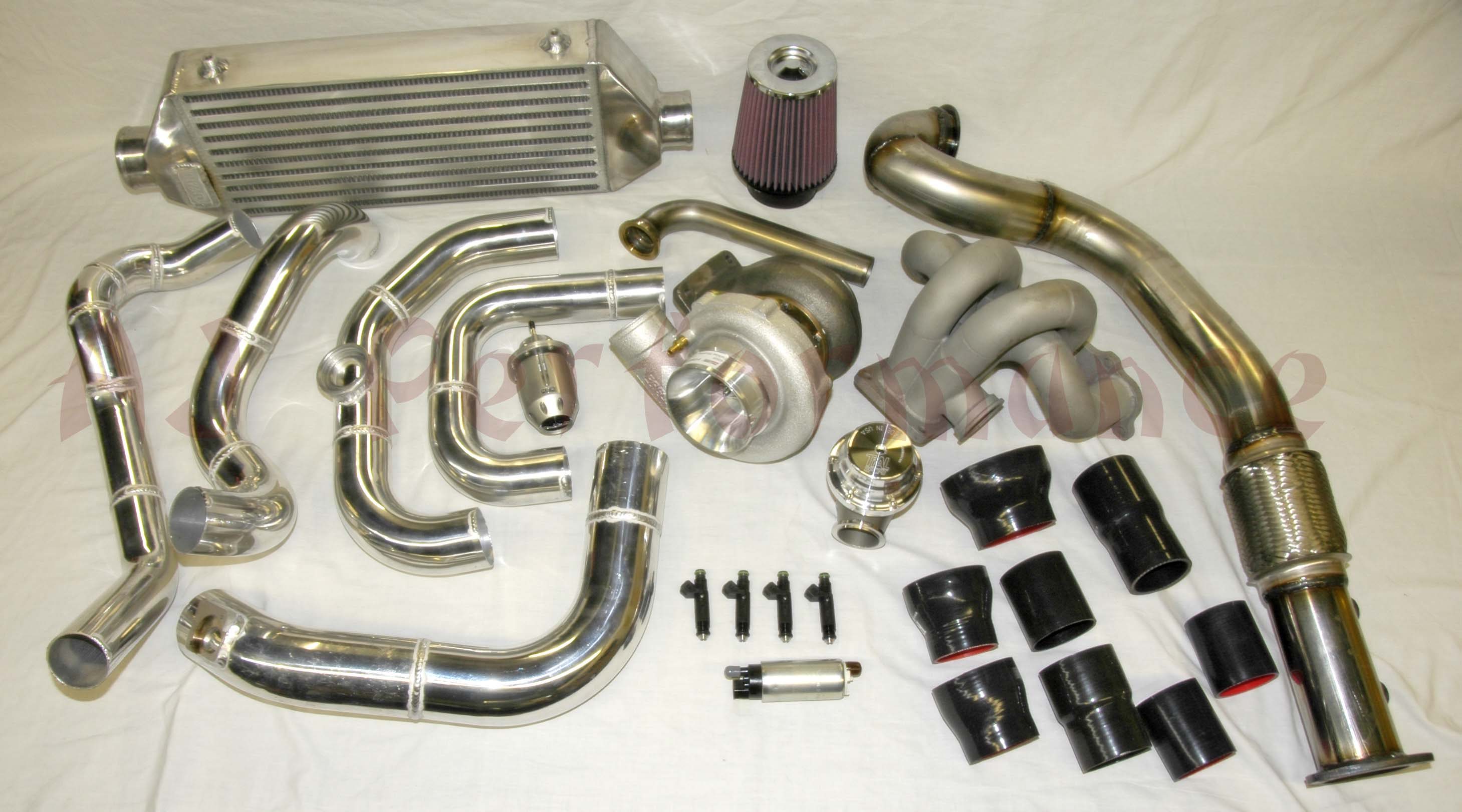 Ajp Turbo Kit For The Honda Civic Si Doubles Your Power 2010 Wiring Harness